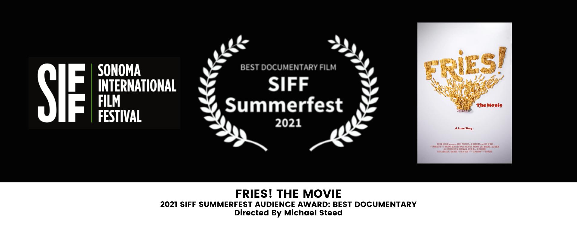 Best Documentary Film SIFF Summerfest 2021