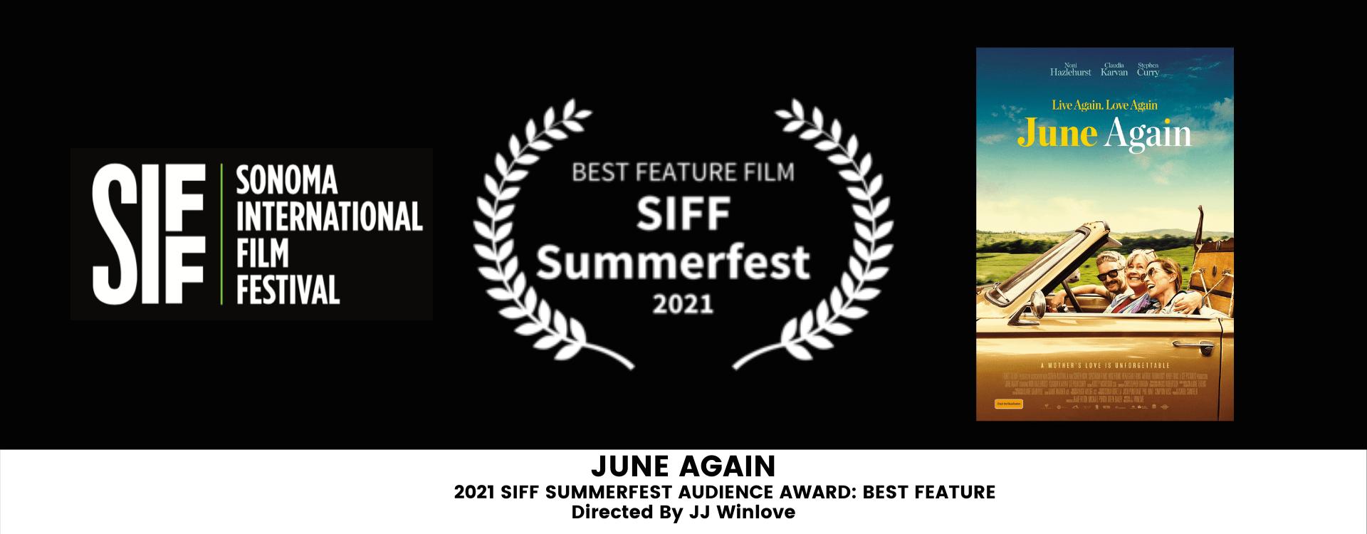 Best Feature Film SIFF Summerfest 2021